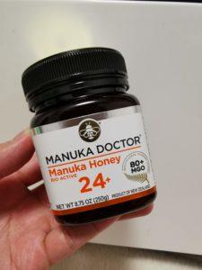こちらがManuka Doctorのマヌカハニーです。